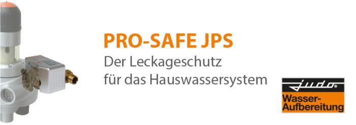 Judo Leckageschutz PRO-SAFE JPS