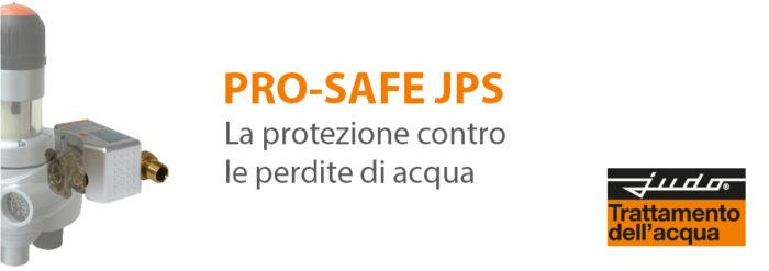 Judo protezione contro le perdite di acqua PRO-SAFE JPS