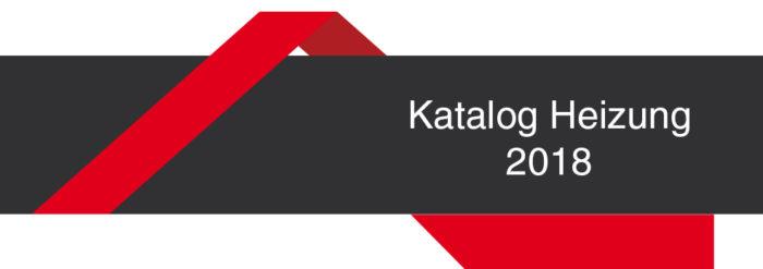 KATALOG HEIZUNG 2018