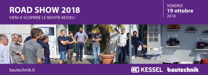 KESSEL ROAD SHOW 2018