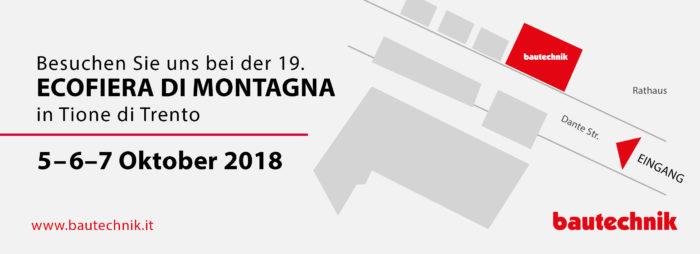 Bautechnik GmbH | 19. ECOFIERA DI MONTAGNA